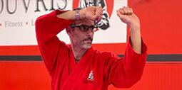 Karate adult program