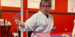 Karate kids program